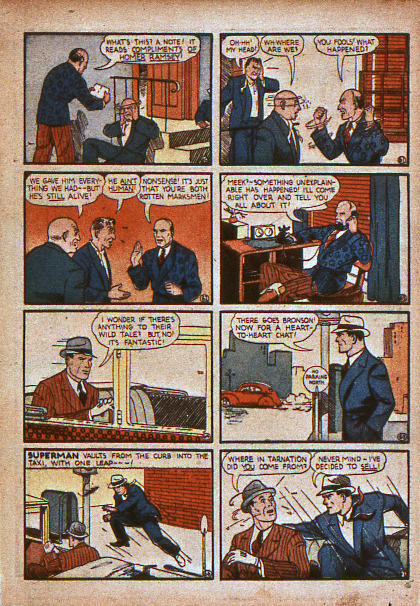 Action Comics (1938) 11 Page 11