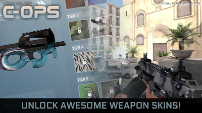 Download Critical Ops Mod (Enemy Position Always Shown on Map) Online gilaandroid.com