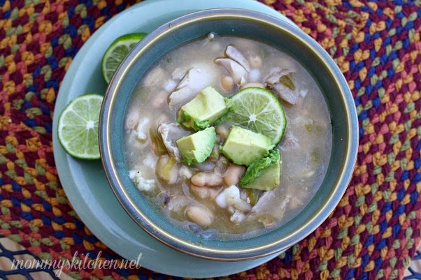 Mommy S Kitchen Recipes From My Texas Kitchen White Bean Chicken Chili W Hominy
