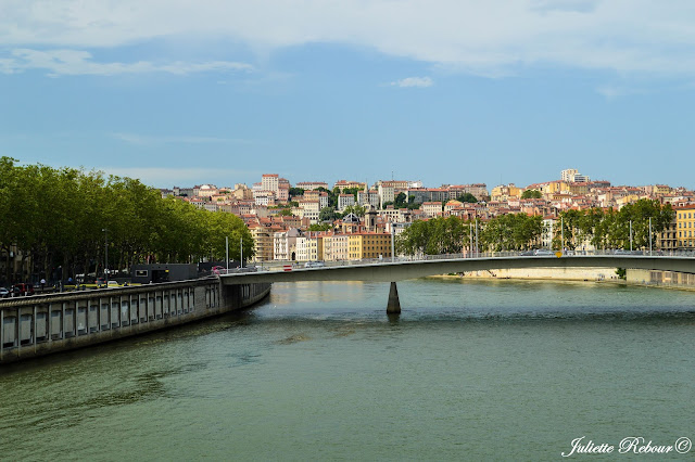 Croix Rousse à Lyon