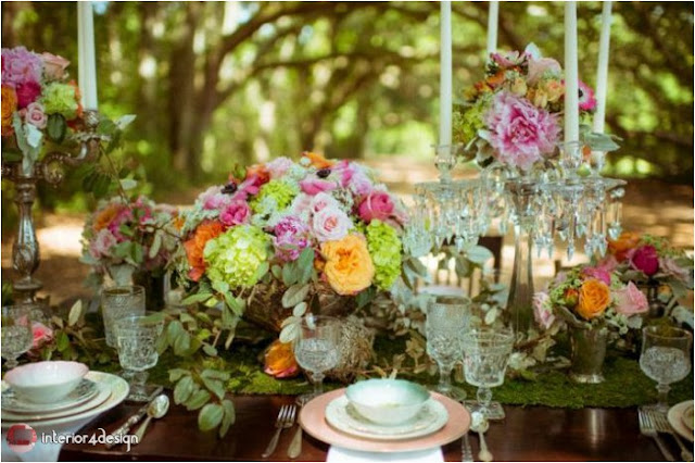 Wedding Tables Decorating Ideas 2