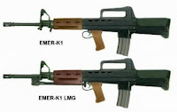 EMERK assault rifle