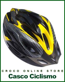 casco para bicicleta de montaña