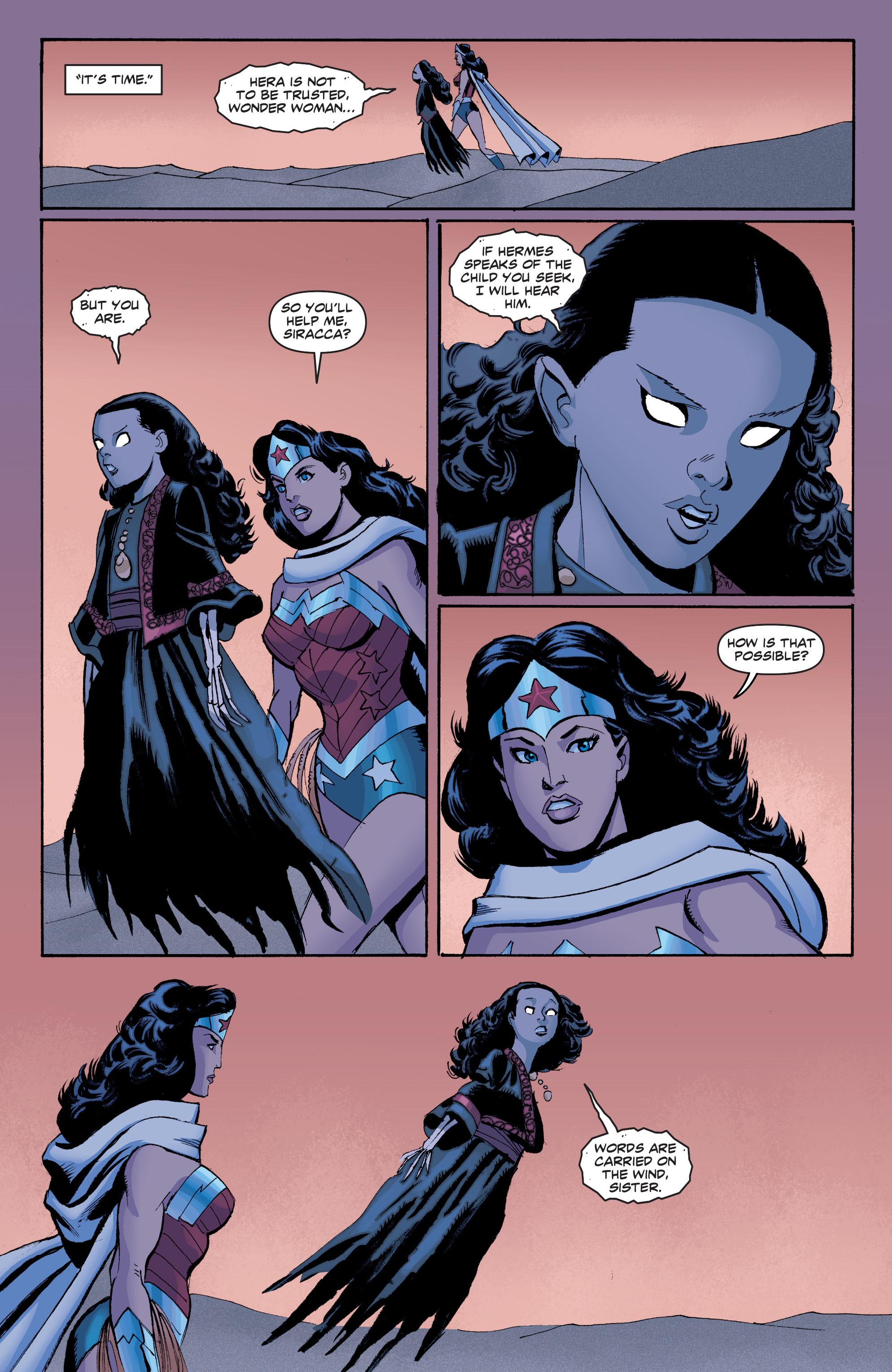 Read online Wonder Woman (2011) comic -  Issue #14 - 17