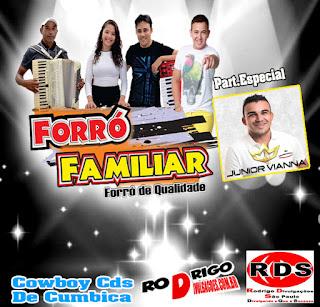 Baixar – Forró Familiar – CD - 2017 Part.Junior Vianna