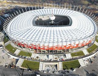 Varsovia: Estadio Nacional