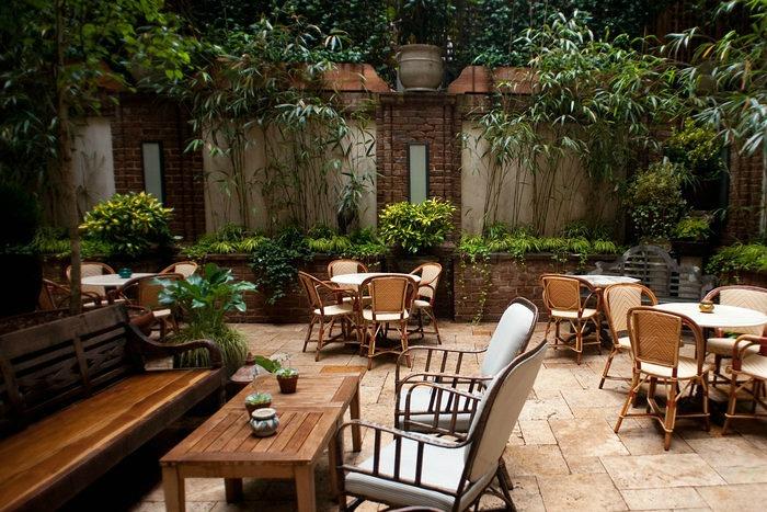 Jardines en los tejados de manhattan nueva york guia - Tejados para terrazas ...