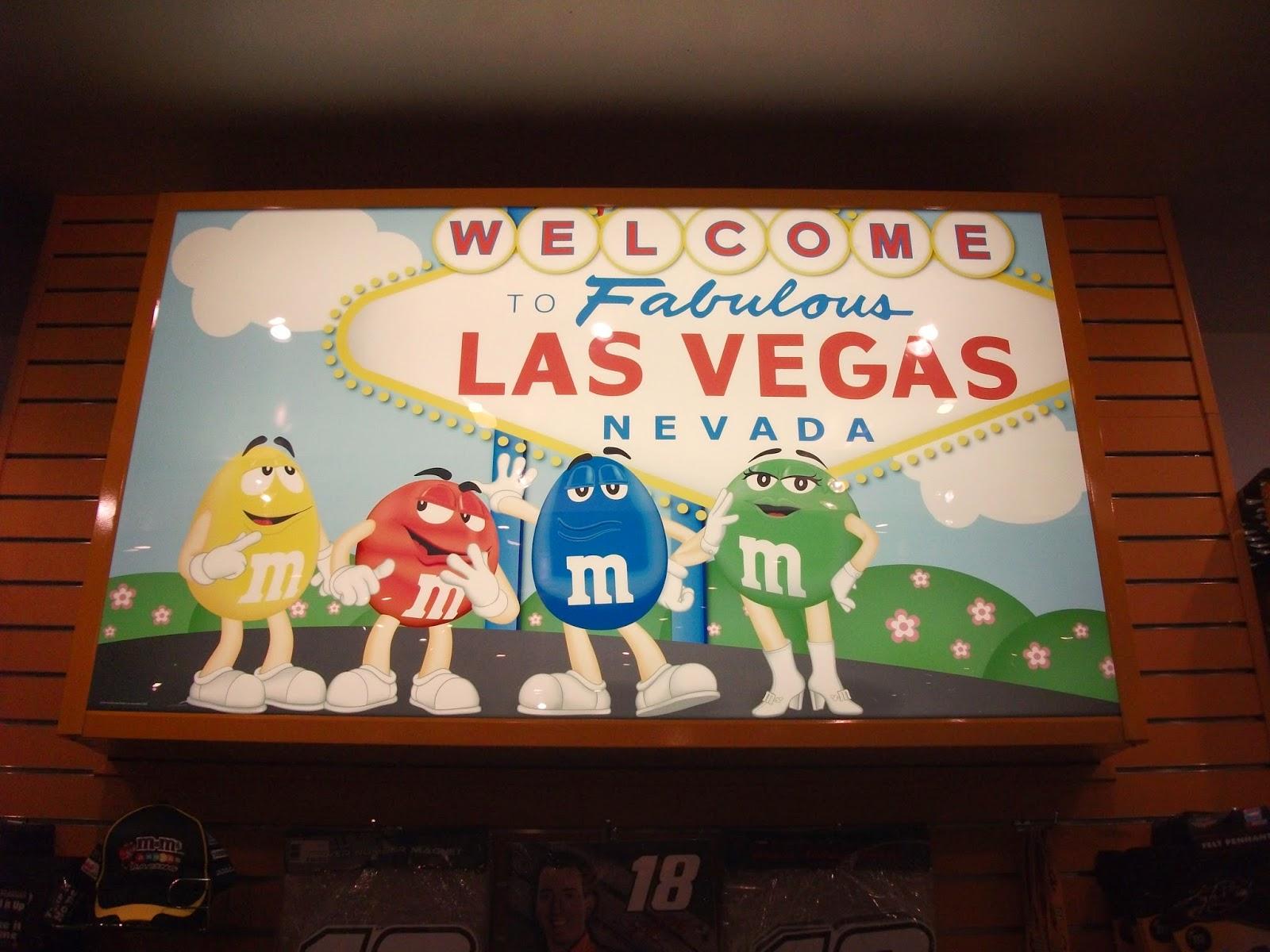 Las Vegas M&M´s World