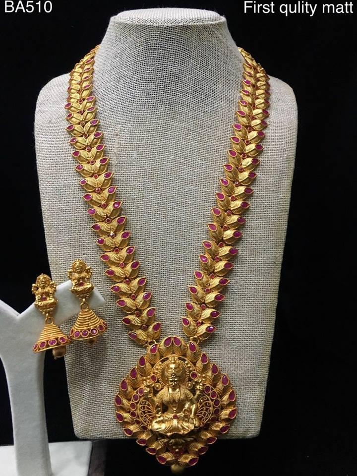 Exclusive Temple Jewellery Buy Online 1 Graam Temple