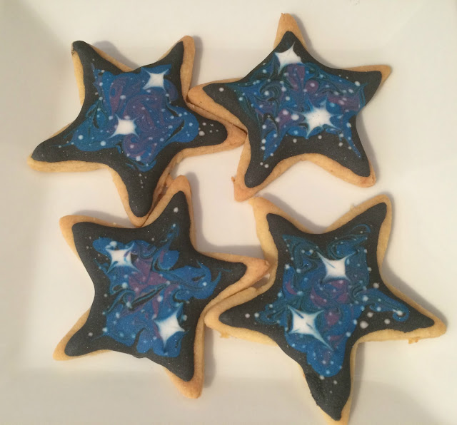 Photo of my Galaxy Iced Biscuits