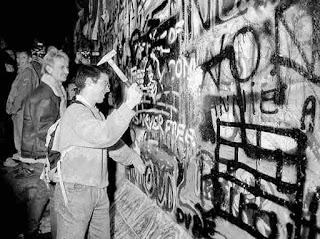 muro de berlín imágenes