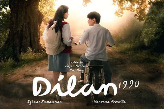 Download Film Dilan 1990 (2018) via Google Drive MKV 720p (900MB)
