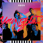 5 Seconds of Summer - Youngblood (Deluxe) Cover