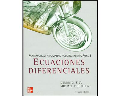 libro de ecuaciones diferenciales de dennis zill 8 edicion pdf