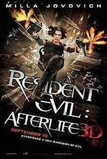 Resident Evil Afterlife (2010) Hindi Dual Audio Movie 200Mb hevc BRRip