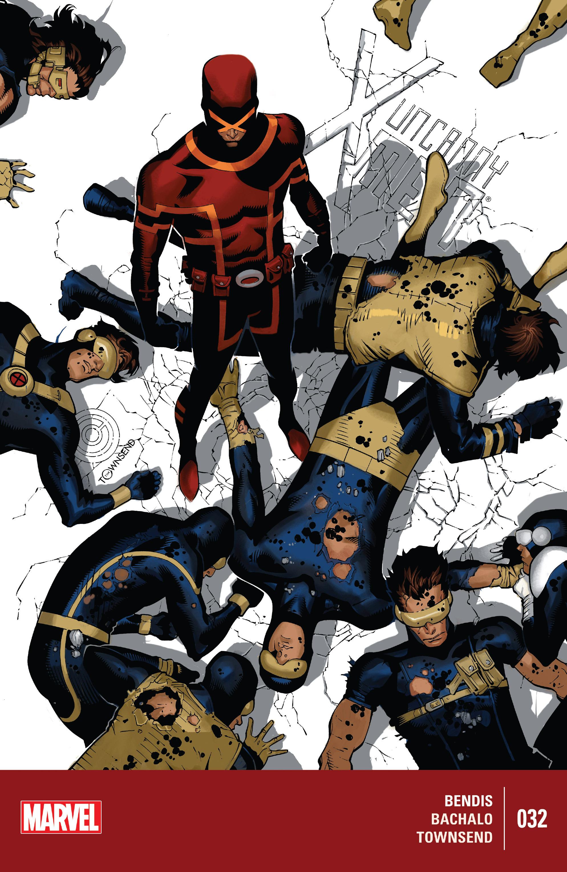 Read online Uncanny X-Men (2013) comic -  Issue #32 - 1