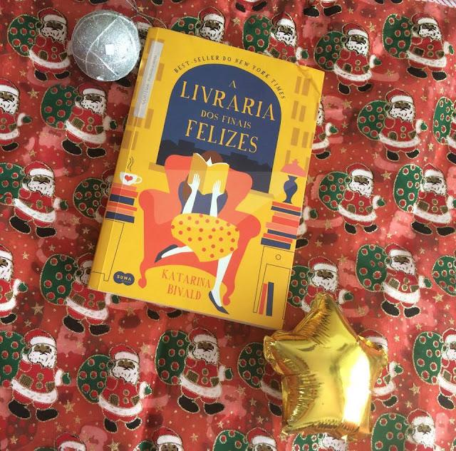 Resenha Livro A livraria dos finais felizes