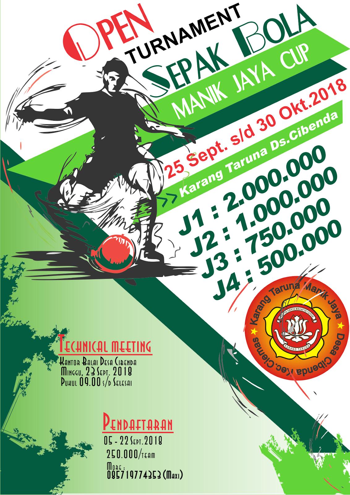 Contoh Permohonan Dana Untuk Turnamen Sepak Bola Memperingati Sumpah
