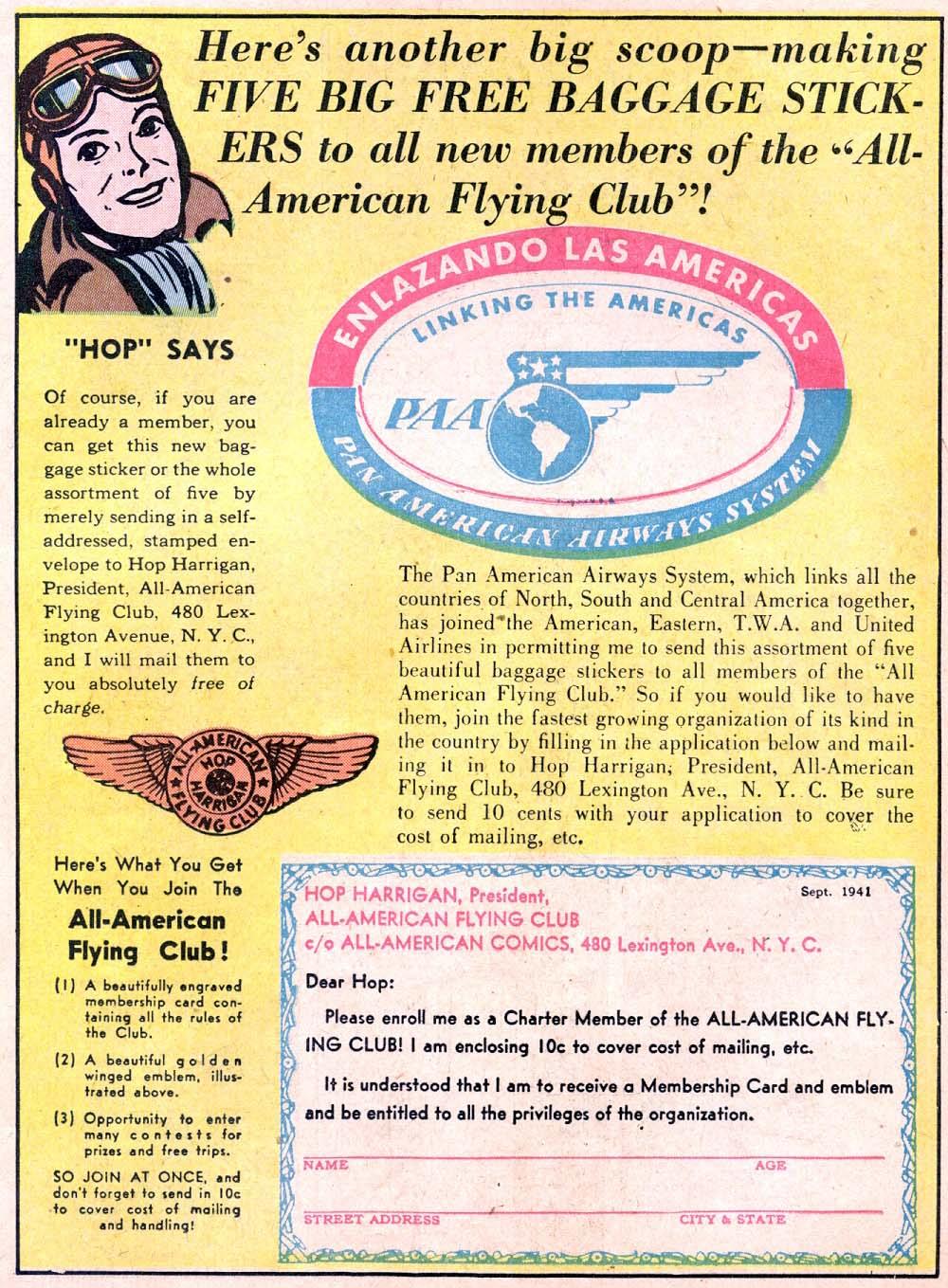 Read online All-American Comics (1939) comic -  Issue #30 - 37