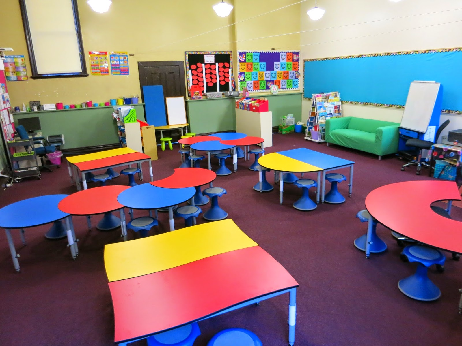 Modern Classroom Tables : Sacred heart highgate our journey in educational