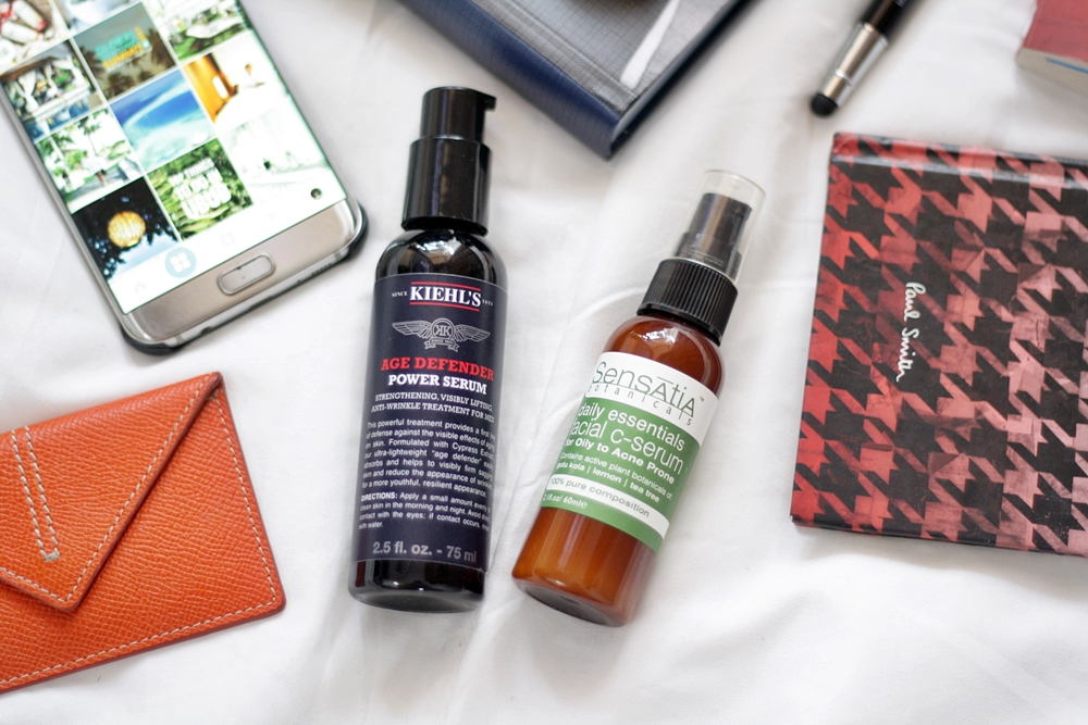 KIEHL'S AGE DEFENDER COLLECTION REVIEWS