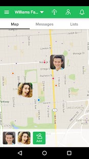 تحميل تطبيق التعقب وتحديدالمواقع GPS Phone Tracker Pro Premium 10.7.4 مكرك