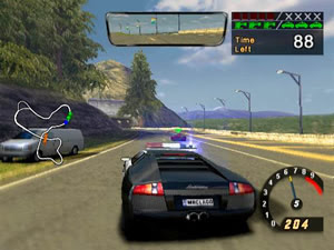 Pursuit download need for speed softonic game 2 hot