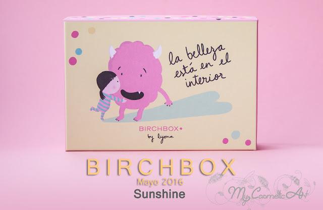 Sunshine: Birchbox de 2016