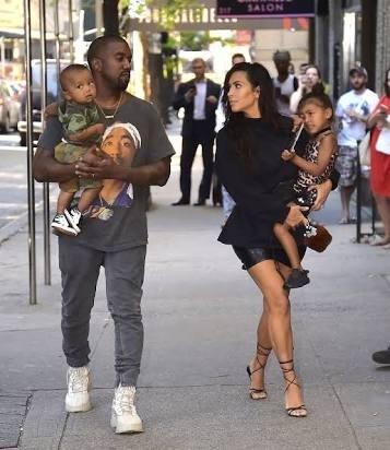 Kim Kardashian & Kanye West name Daughter Chicago
