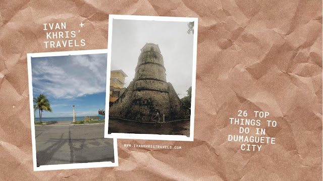 Top things to do in Dumaguete City