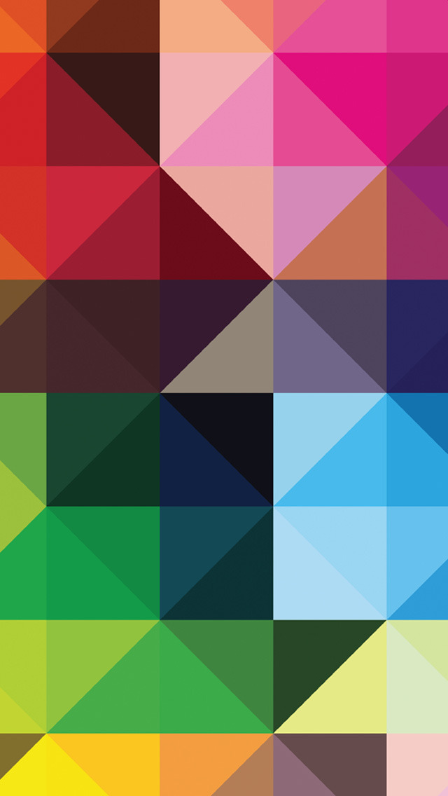 Just Sharing with U: iPhone 5 Wallpaper Share, Part One: Colorful.
