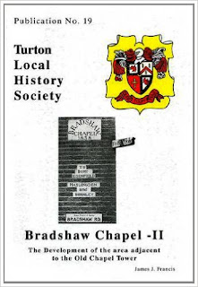 Turton Local History Society #19 - Bradshaw Chapel II