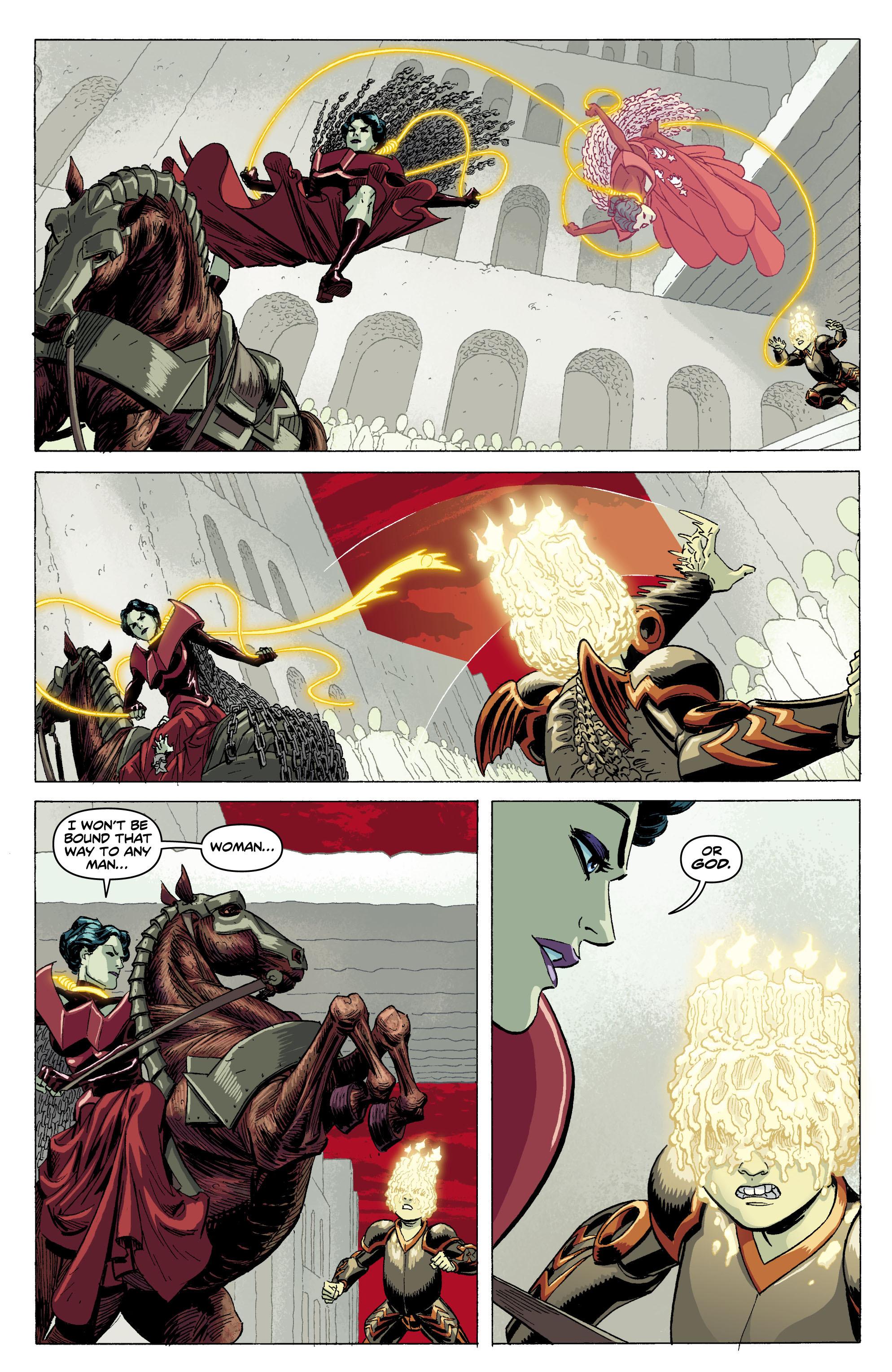 Read online Wonder Woman (2011) comic -  Issue #10 - 5