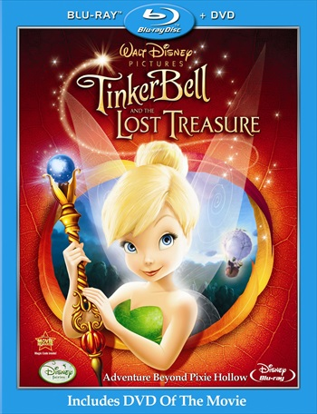 Tinker Bell And The Lost Treasure 2009 Dual Audio Hindi Bluray Download