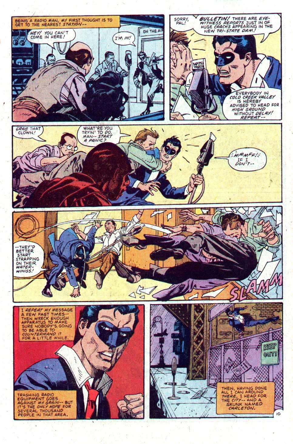 Read online Secret Origins (1986) comic -  Issue #28 - 32