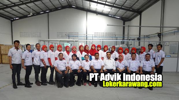 Lowongan Kerja PT Advіk Indonesia Email 2020