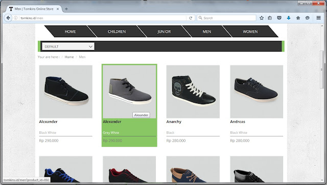 Review Pengalaman Sepatu Tomkins - Sepatu Lokal Bagus Murah Kualitas Dunia