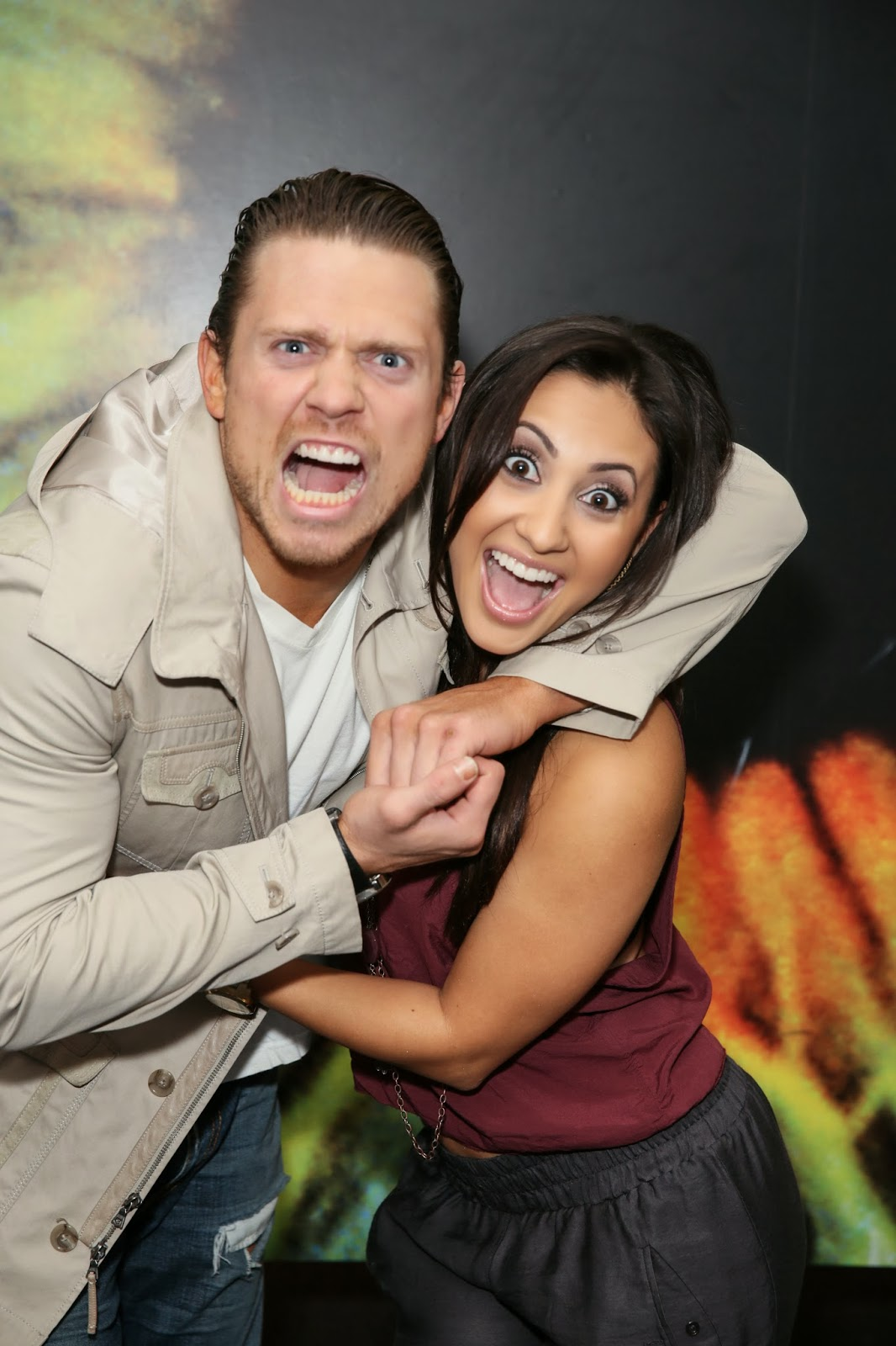 Is francia raisa dating the miz song. jobs of the executive branch yahoo dating.