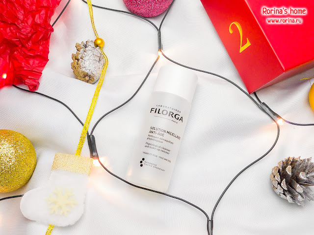 Мицеллярная вода Filorga Anti-Ageing Micellar Solution отзывы