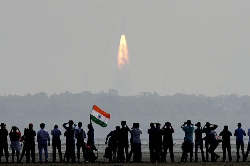 Indoa berhasil mengirim pesawat ke MARS