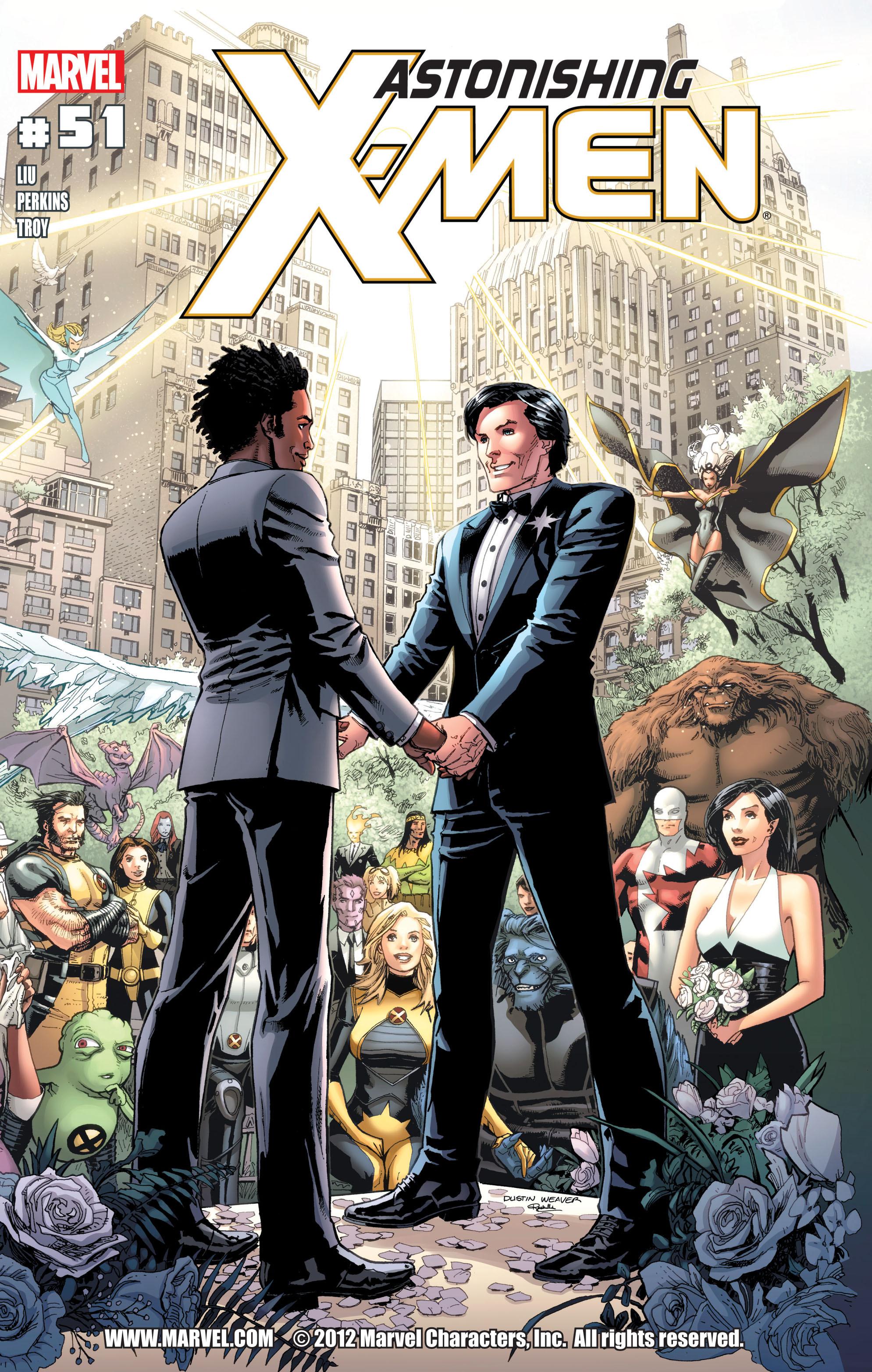 Astonishing X-Men (2004) 51 Page 1