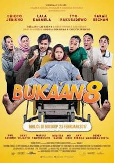 Download Bukaan 8 2017 WEBDL
