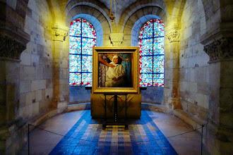 Expo : Mater, Reines de France par Arilès de Tizi - Hommage aux Mères de l'Exil - Basilique de Saint-Denis - Jusqu'au 30 juin 2017