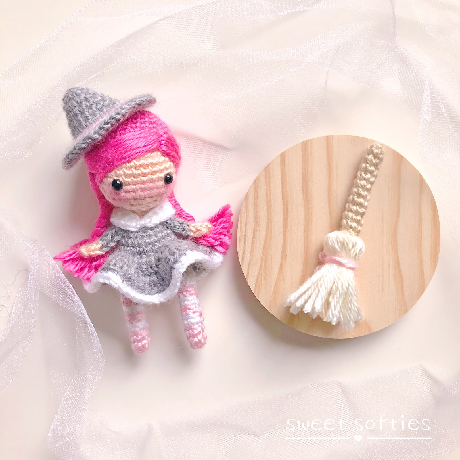 2019 Best Amigurumi Doll Patterns Part 1. Crochet toy girl design ... | 1600x1600