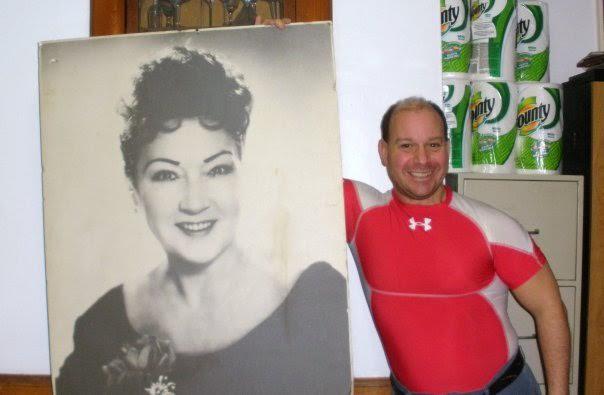 Richard Skipper Celebrates   : Ethel Merman: Then   and NOW