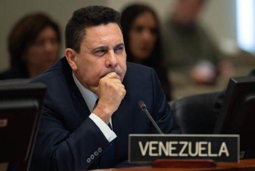 EE.UU. degrada visa de diplomáticos venezolanos en su territorio