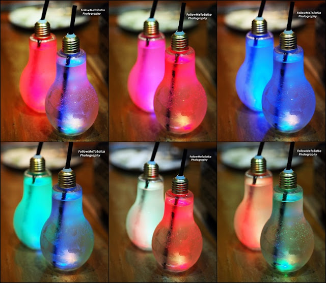 Remember to order these LED lights Green Tea