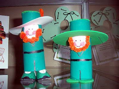 st Patrick day crafts preschoolers