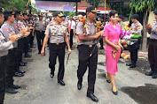 Akbp.Eddy Suryantha Tarigan S.IK Sudah Tiba Selayar