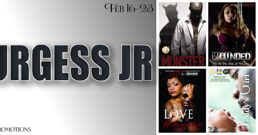 African American Fiction/Urban Fiction, Contemporary Fiction ~ Promo tour for Ben Burgess Jr